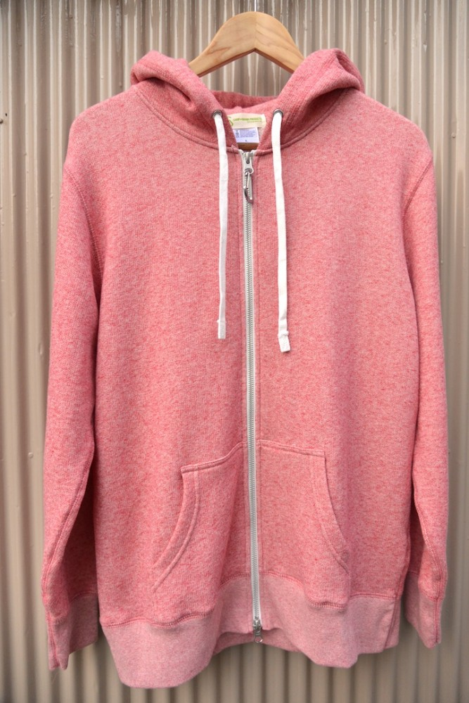 """【WEB限定】CAMP MANIA PRODUCTS / 2016 """"CMP"""" HOODED ZIP PARKA (レッド)"""