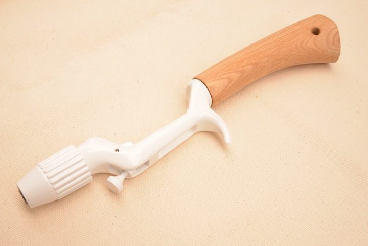 【WEB限定】CAMP MANIA PRODUCTS / HATCHET GRIP single 01WT(ホワイト)
