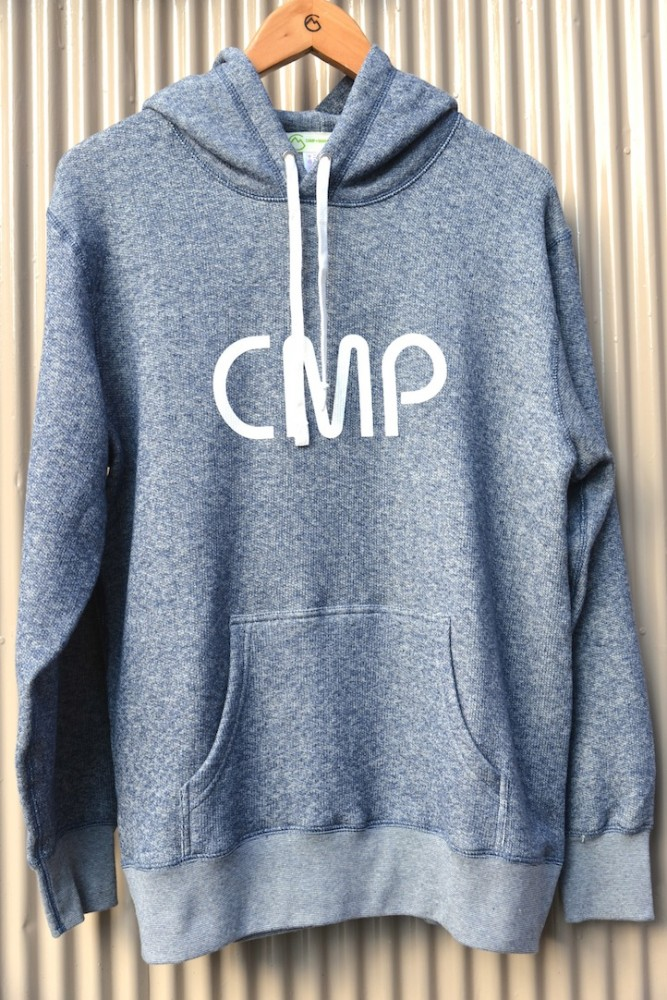 "【WEB限定】CAMP MANIA PRODUCTS / 2016 ""CMP"" HOODED PARKA (ヘザーネイビー)"